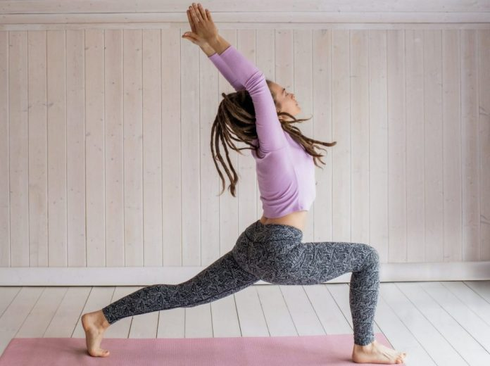 Extended Hamstrings, Hip and Quadriceps Stretch
