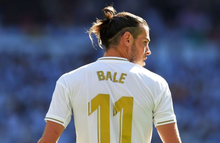 """Gareth Bale wants to stay in """"Real Madrid""""."""