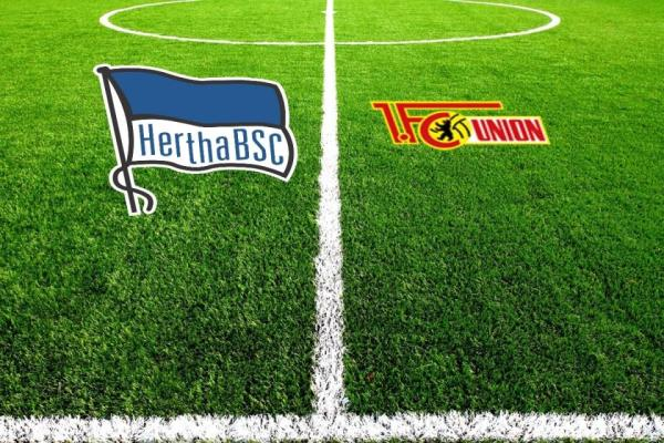 Hertha - Union Berlin Bundesliga video match review 05.22.2020