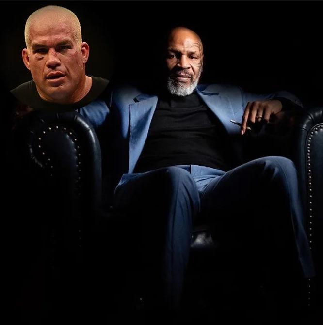 MMA legend Tito Ortiz vs. Mike Tyson