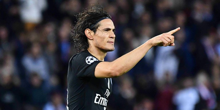 Inter refused to sign Cavani because of the player's high salary.