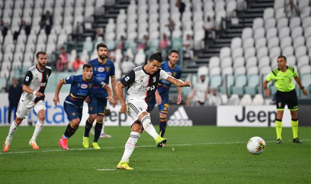 Juventus – Lecce 4: 0 Goal video and match highlights