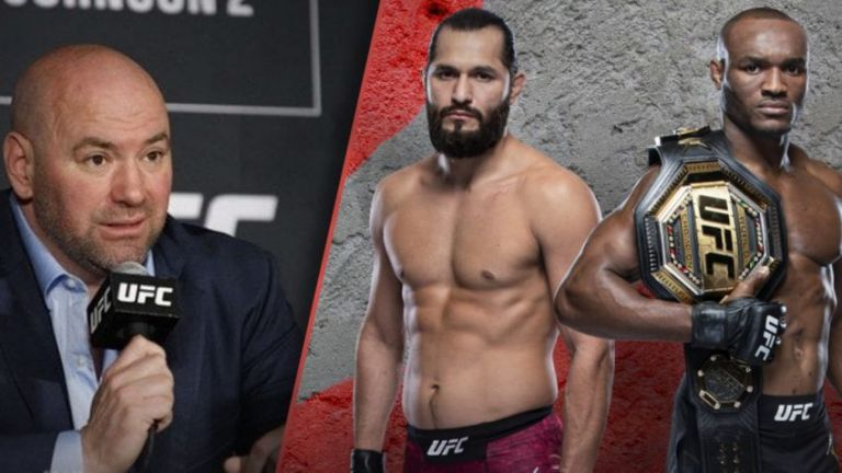 Dana White said who will be the next opponent with a winner after a fight between Masvidal and Usman.