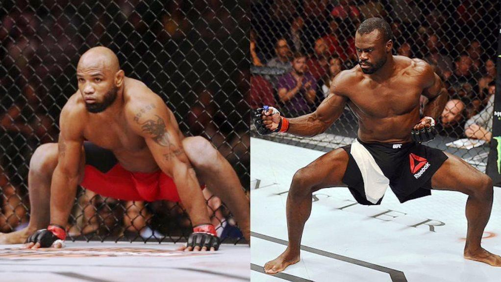 Uriah Hall wants to be the first to finish Yoel Romero
