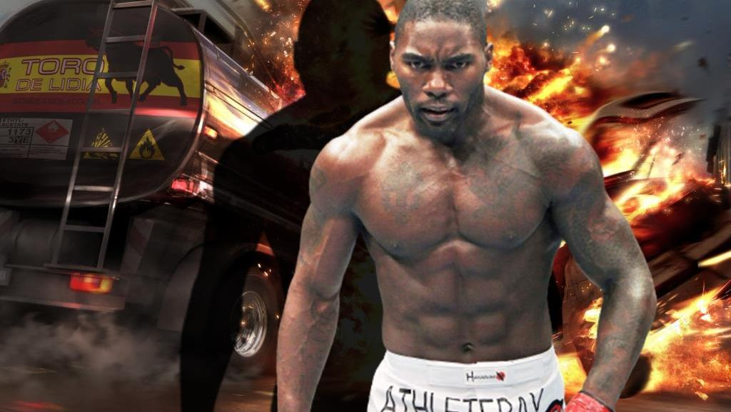 Anthony Johnson continues to get in shape for his return to the UFC