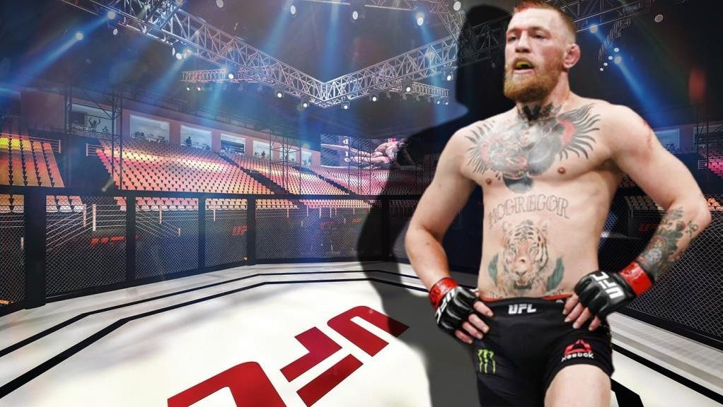 Conor McGregor dropped in UFC rankings