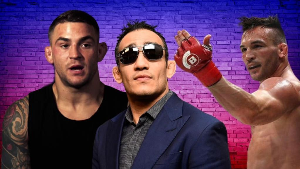 Dustin Poirier didn't want to fight with Michael Chandler because of Tony Ferguson