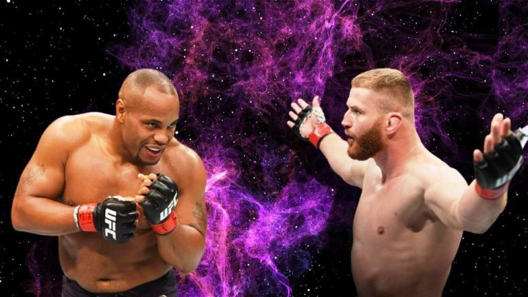 Jan Blachowicz challenged Daniel Cormier and received an immediate response