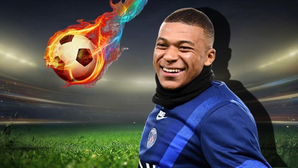 Kylian Mbappe is the first in the world to unbox FIFA 21