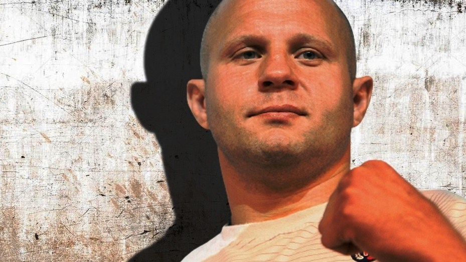 Fedor Emelianenko hopes to fight for the Bellator title.