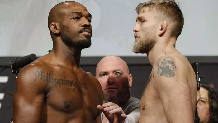 Jon Jones explains what Gustafsson's biggest mistake was when he moved up to heavyweight