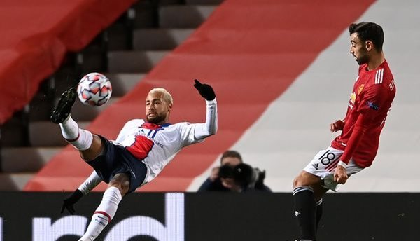 Manchester United vs PSG (Champions League) Highlights December 3, 2020