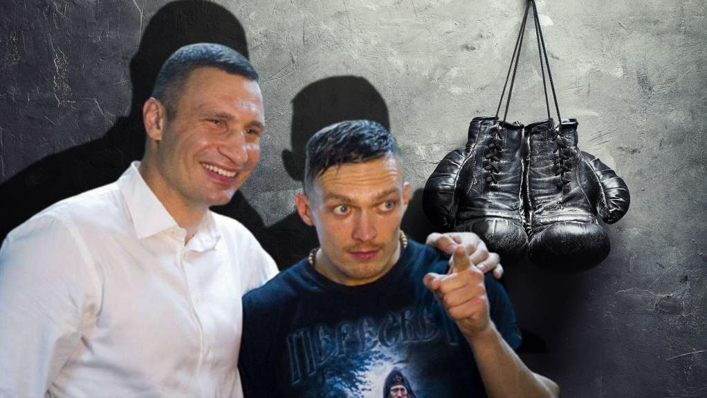 Oleksandr Usik told why he doesn't want to renew his contract with K2 Promotions