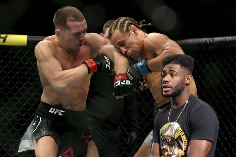 Aljamain Sterling reveals his theories on why Petr Yan refused to fight him at UFC 256