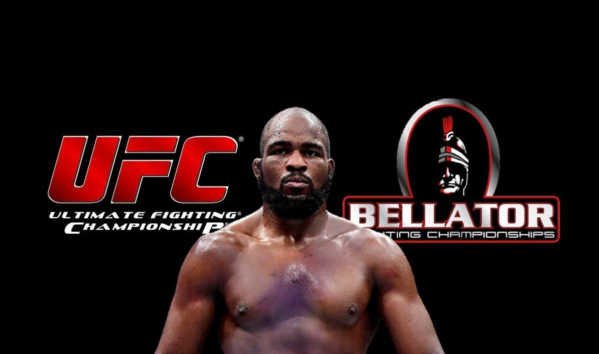 Corey Anderson thinks Bellator's light heavyweight title is now stronger than the UFC