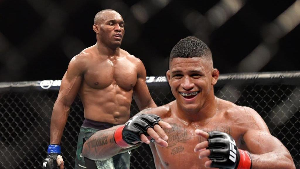 Gilbert Burns promises to finish Usman at UFC 258