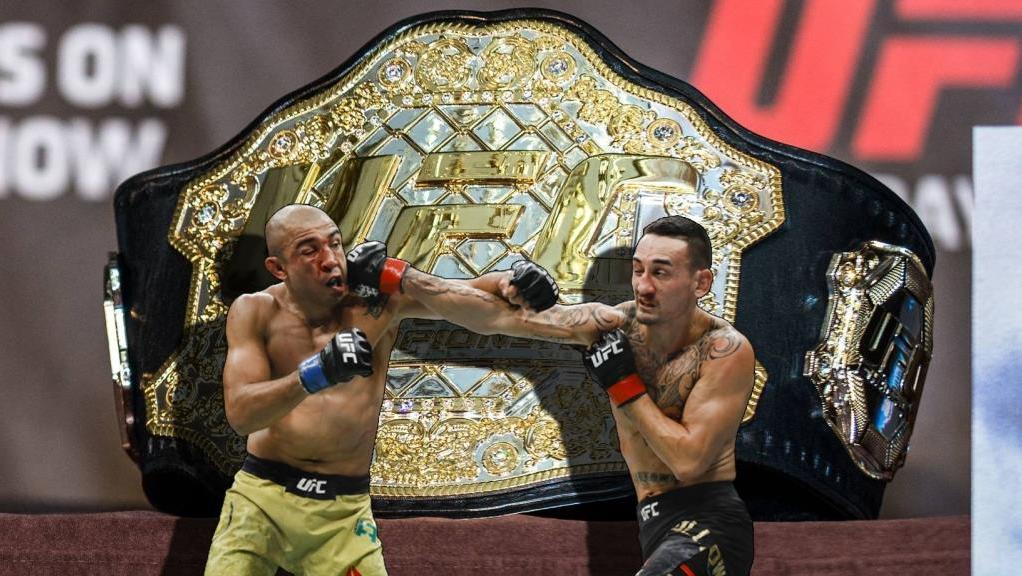 Max Holloway spoke about his intention to reclaim the title.