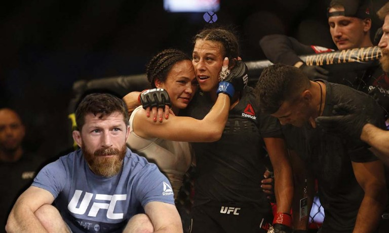 """Coach Mike Brown: """"Joanna Jedrzejczyk will not fight any unknown opponent."""""""
