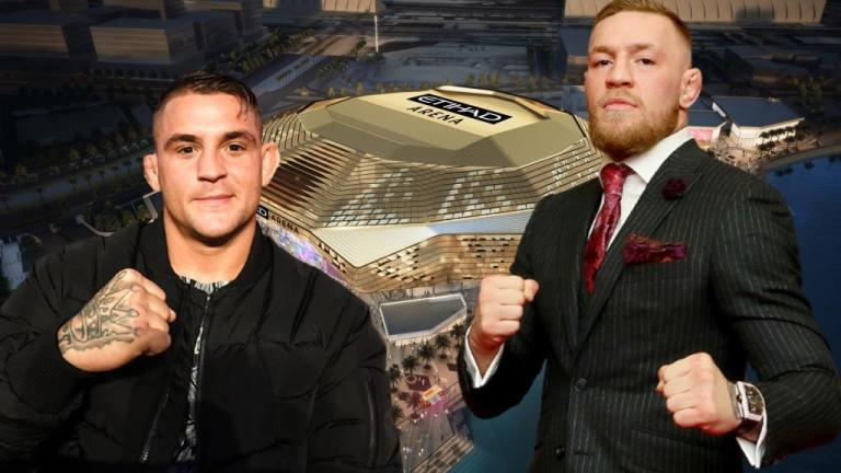 The price of tickets for the fight between Conor McGregor and Dustin Poirier has been announced.