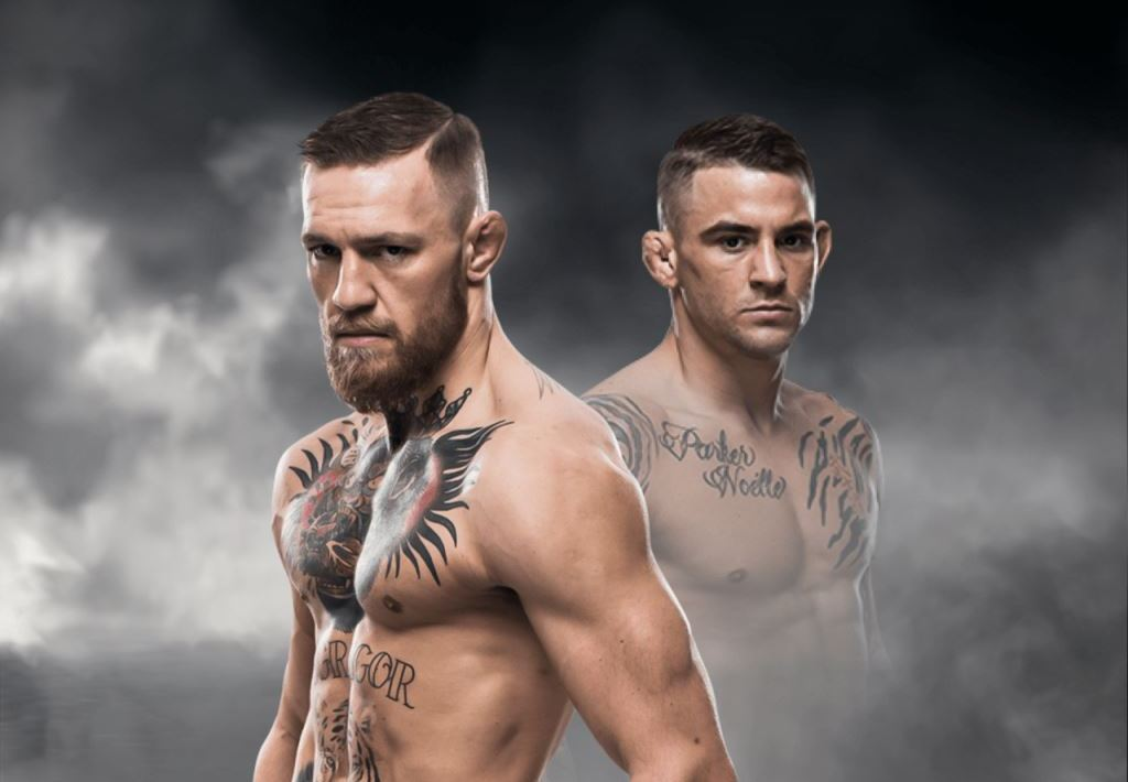 The UFC chatbot on Twitter called McGregor vs Poirier a title fight.