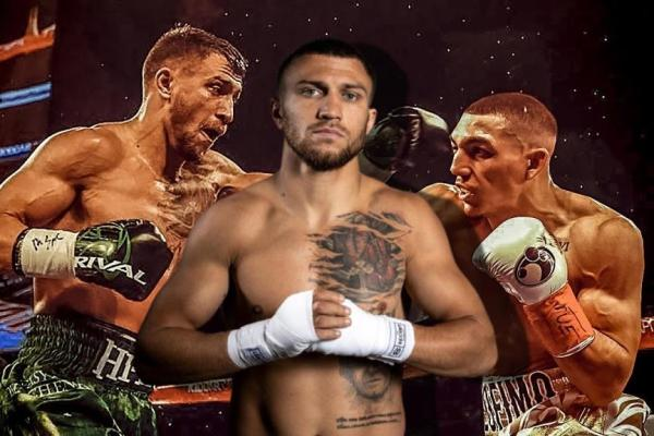 Vasyl Lomachenko posted a compilation of his best punches in the fight with Lopez