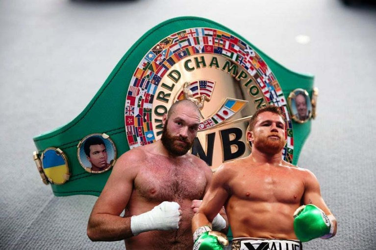"""WBC named """"Fighter of the Year 2020"""" – two boxers."""
