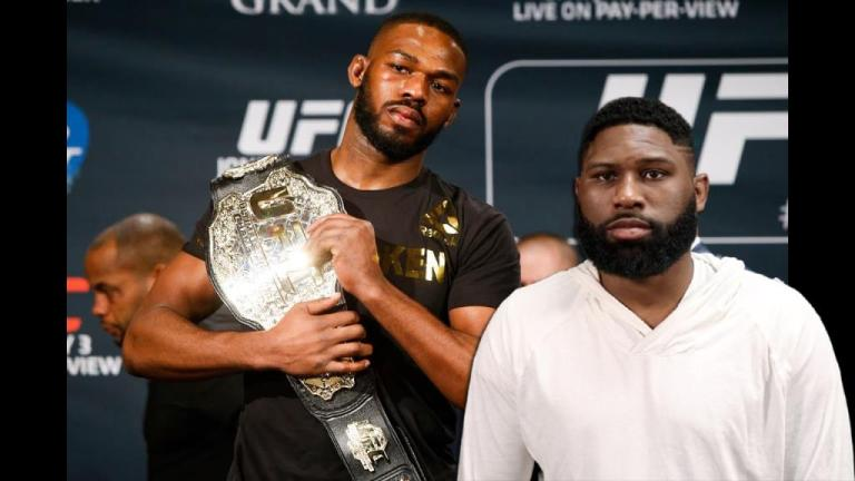 Curtis Blaydes won't be mad at Jon Jones if he gets the championship fight earlier for him.