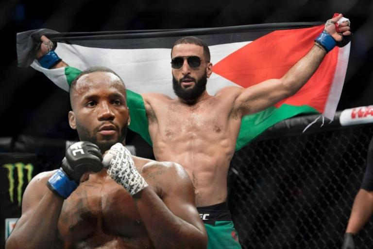 Leon Edwards commented on the organization of the fight with Belal Muhammad