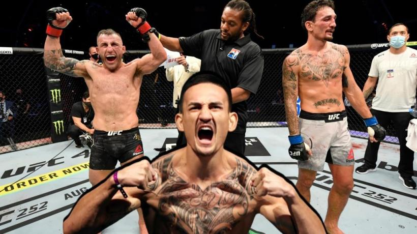 Max Holloway expects to fight twice more in 2021.