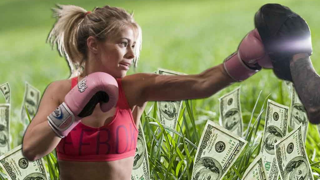 Paige Vanzant compared salary between UFC and BKFC