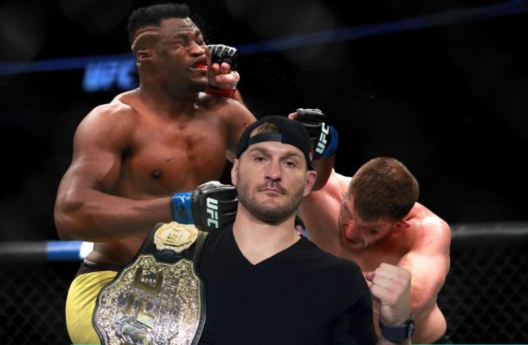 Stipe Miocic is confident that the rematch with Francis Ngannou will have the same result.