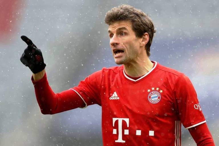 Thomas Muller will miss the final of the Club World Cup