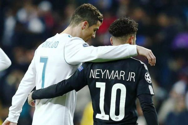 UEFA has published a compilation of Ronaldo's and Neymar's best Champions League goals. Video
