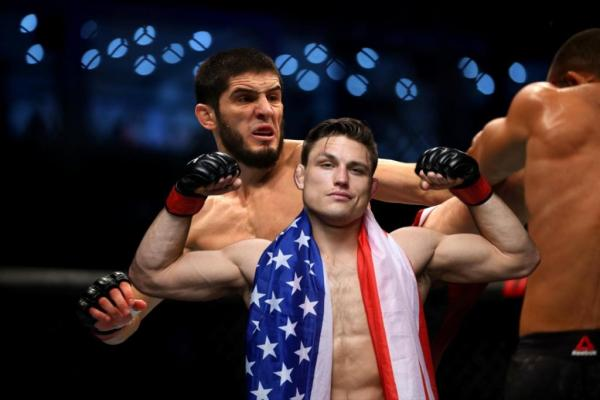 Drew Dober shared his plan for a fight with Islam Makhachev.