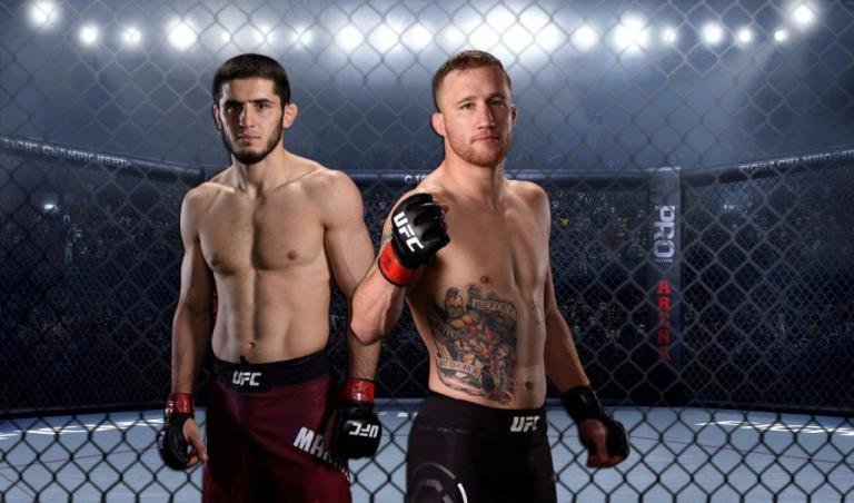 Islam Makhachev is ready to fight with Justin Gaethje