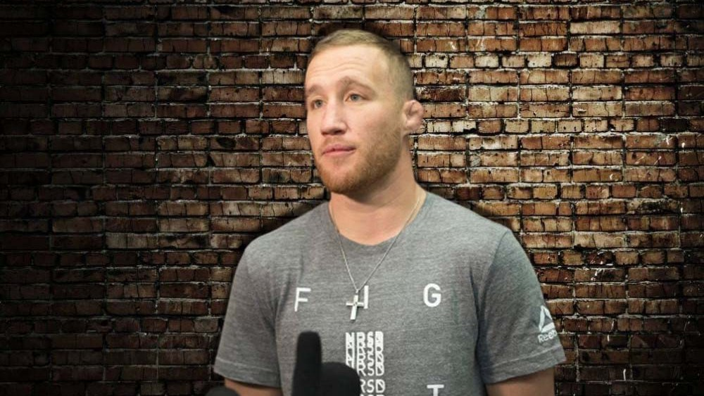 Justin Gaethje doesn't understand why the UFC doesn't organize a fight for him