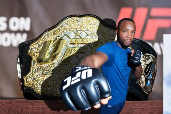 Leon Edwards If all goes according to plan, I will be the champion at the end of the year