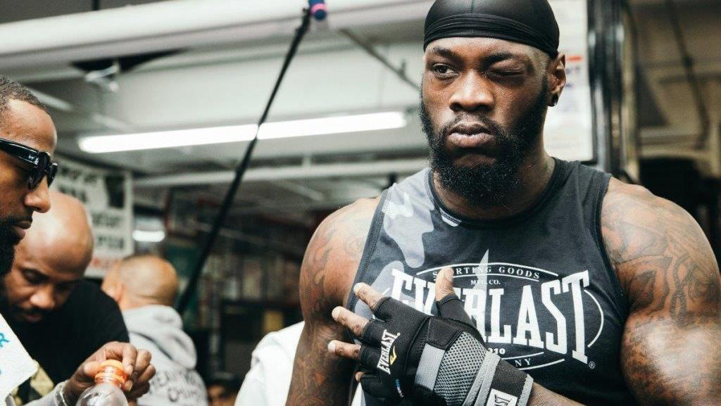 WBC President Deontay Wilder deserves to come back and fight for the title one day