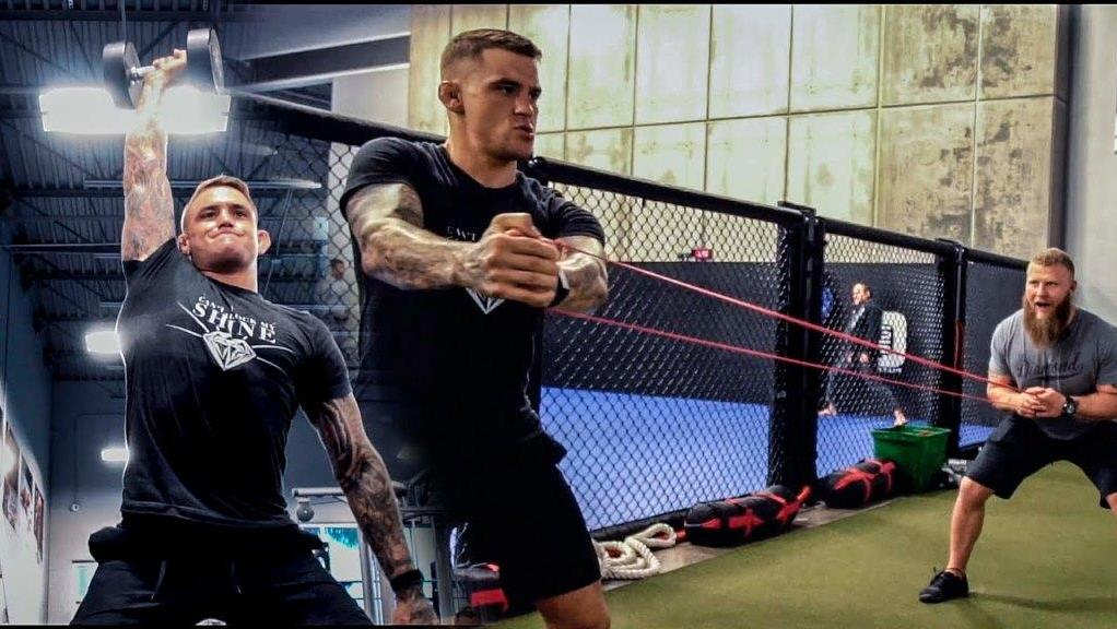 Dustin Poirier's coach made an unexpected prediction for the third fight with Conor McGregor