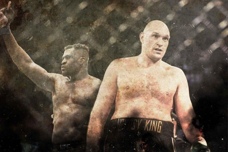 Francis Ngannou responded to the challenge of the WBC world heavyweight champion Tyson Fury.