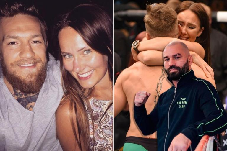 """Artem Lobov about McGregor's girlfriend: """"She is a very amazing cook, she can easily work as a chef in a Michelin restaurant"""""""