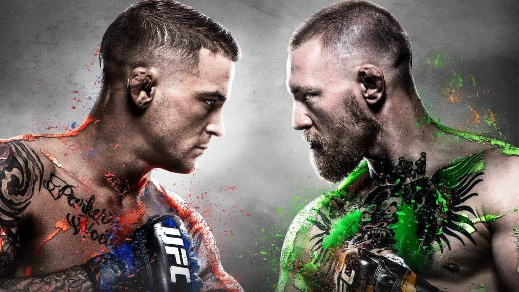 Conor McGregor shows off powerful physique as he eyes Dustin Poirier 'redemption' at UFC 264
