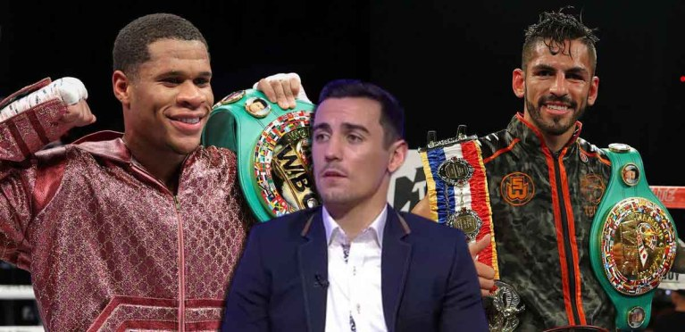 Anthony Crolla thinks Jorge Linares gives Devin Haney big problems