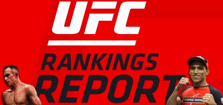 UFC Ranking Update: Ferguson Eliminated Out of Top Five, Oliveira Ranked Top