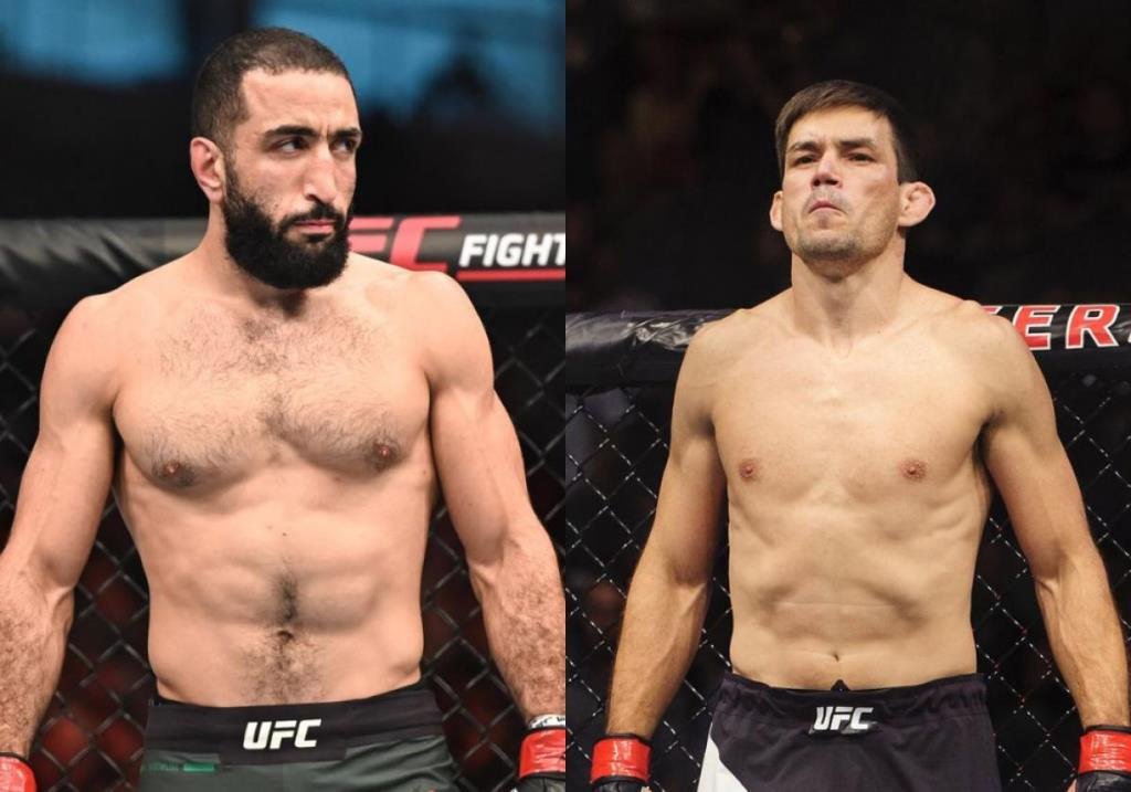 Belal Muhammad told how he will act during the fight with Brazilian Demian Maia.