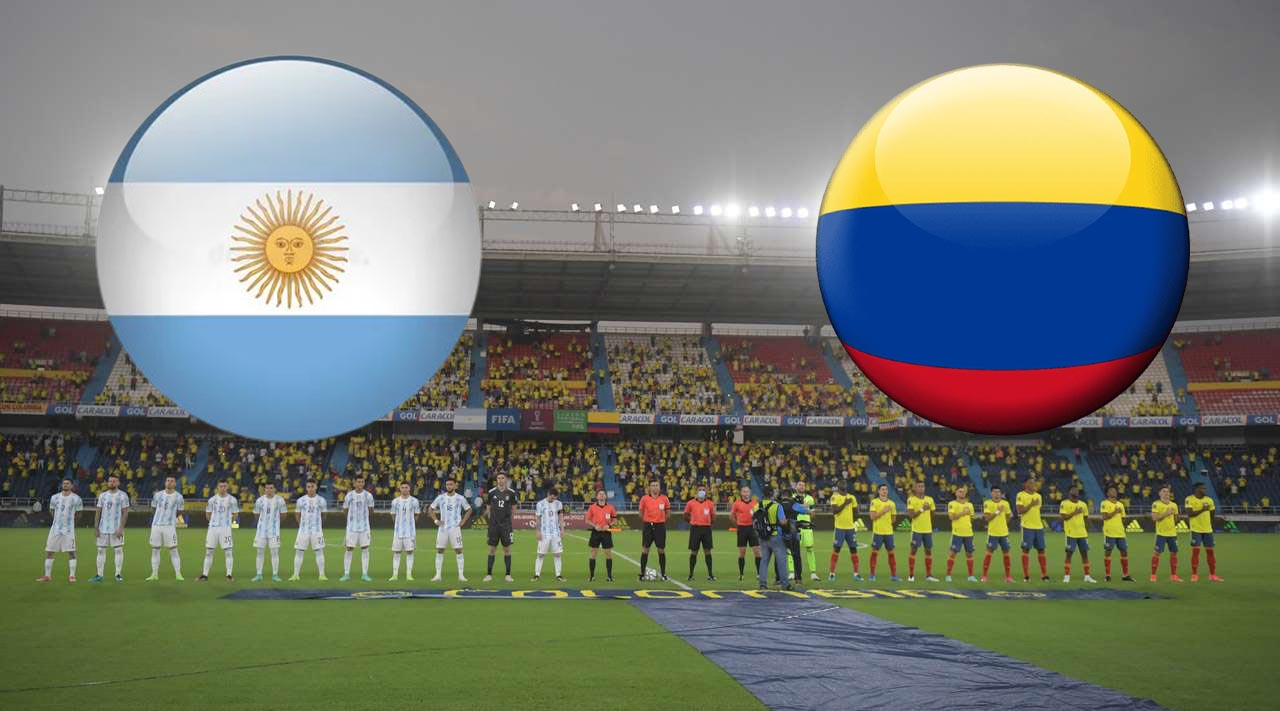 Colombia vs Argentina Highlights & Full Match 09 June 2021