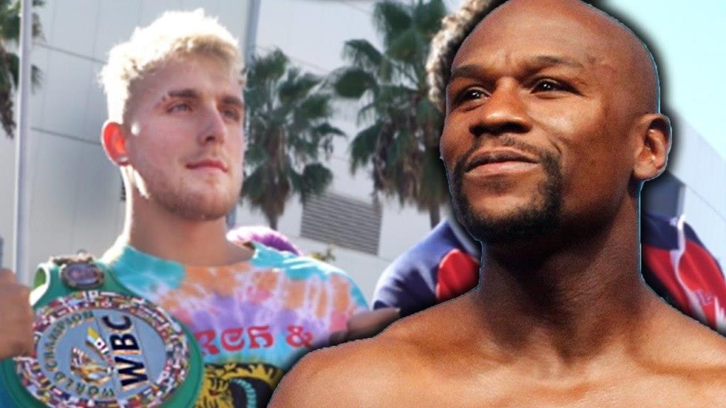 Floyd Mayweather called the conditions for the fight with Jake Paul