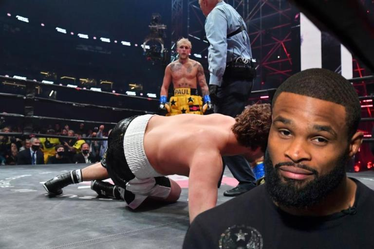 Boxing news: Tyron Woodley is confident that he will stop Jake Paul in their boxing fight