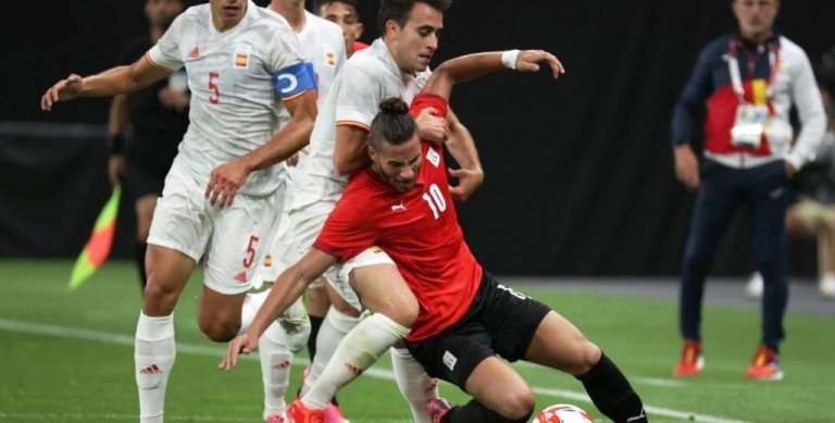 Egypt vs Spain Highlights & Review – Olympic Games 22 July 2021
