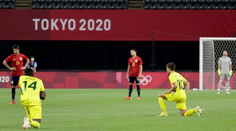 Football news: Australia vs Spain Highlights & Review – Olympic Games 25 July 2021